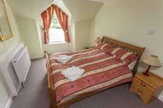 Double bedroom in Campbelltown Cottage No5, Ullapool - Self Catering Cottage Leckmelm Holiday Cottages